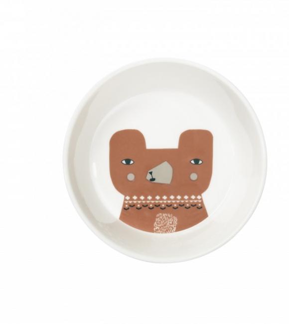 baby bear bowl- small