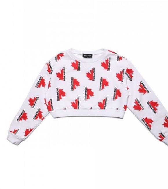 Dsquared2 Crewneck Sweatshirt Sport Edition