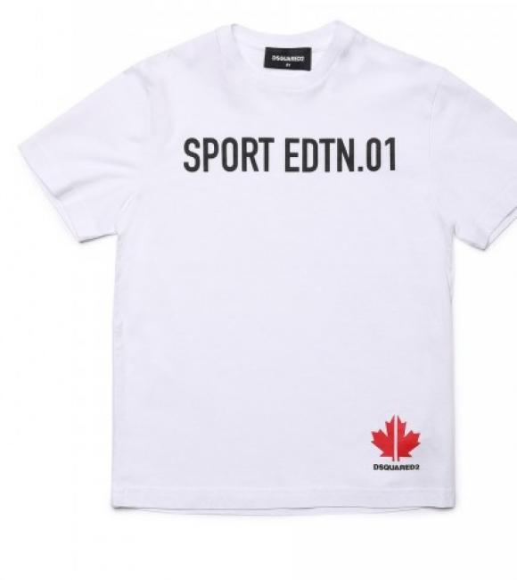 dsquared2 sportedtn01 tshirt