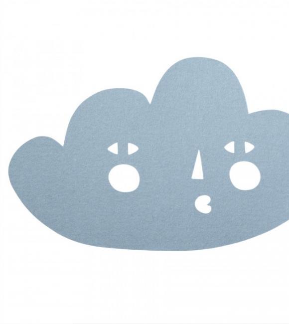 felt rain placemat