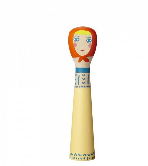 heater wooden figure donna wilson