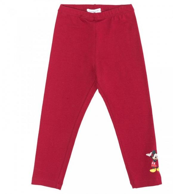 legging with mickey mouse