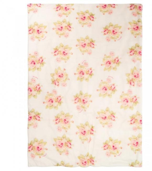 monnalisa blanket flower prints