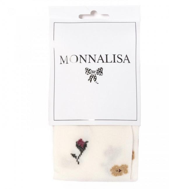 monnalisa collant bouquet