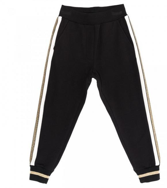 monnalisa sweater trousers with band