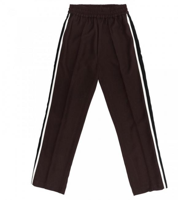Monnalisa trousers with band in crepe