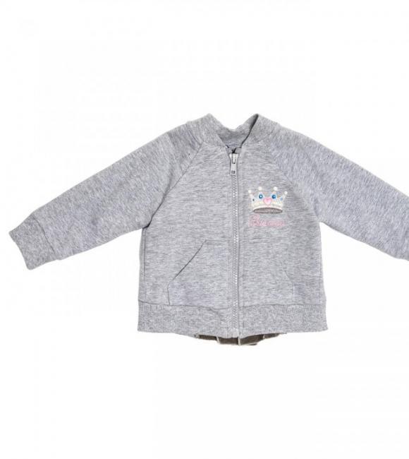open sweater princess