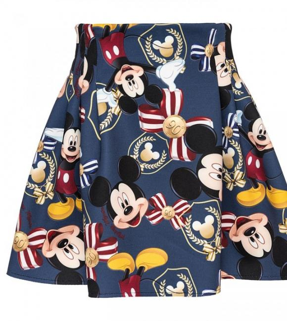 skirt mickey mouse