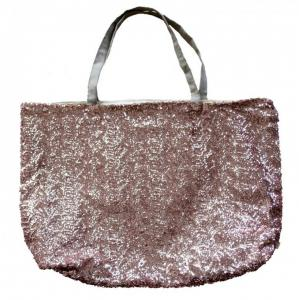Bag with sequins