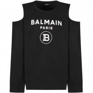 Balmain sweathsirt black