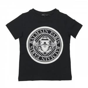 balmain tshirt white logo