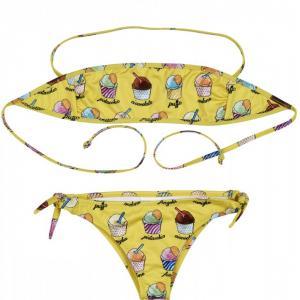 bikini with icecream