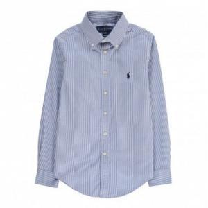 Camicia Righe Oxford