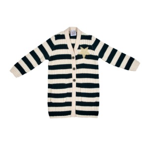 cardigan long sleeves v neck knitted.