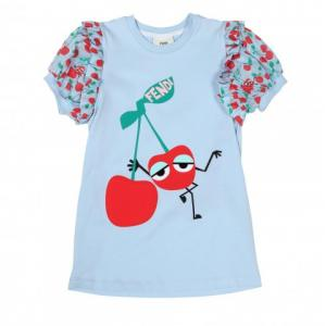 cherry fendi t-shirt