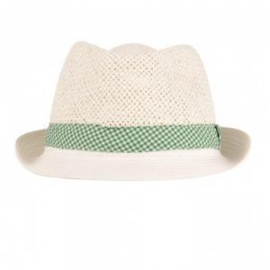 Chervò Cappello bianco verde