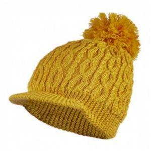 Chervò Cappello donna giallo gipsy