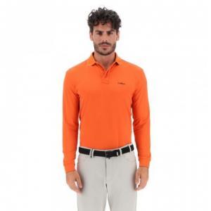 Chervò Polo uomo arancione