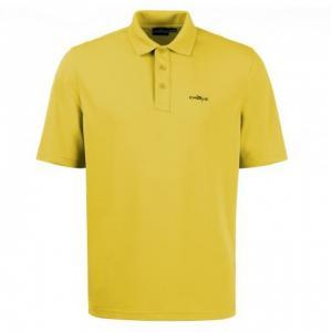 Chervò Polo uomo giallo bonitas