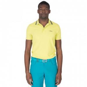 Chervò Polo uomo giallo citron