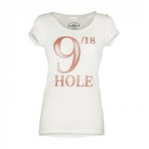 Chervò T-shirt donna bianco duna