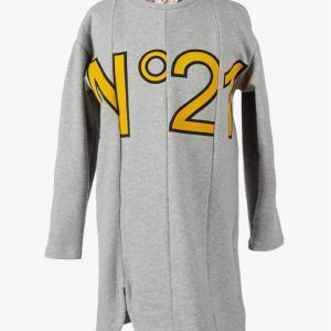 dress with n 21 logo