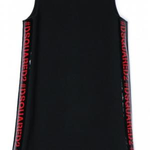 Dsquareds dress without sleeves