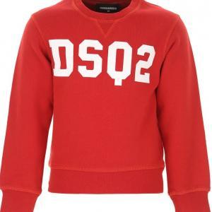 dsquraed dsq2 sweater red