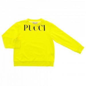 Emilio Pucci jersey sweat yellow