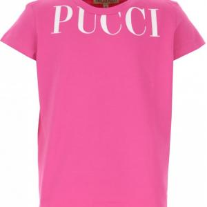 Emilio Pucci T-shirt with logo print