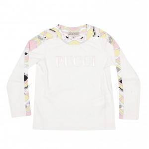 emilio pucci tshirt with long sleeves