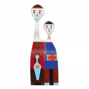 Figura legno Doll No. 11 - Alexandre Girard, 1952