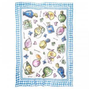 foulard parfums print