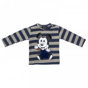 hitch hiker t-shirt wirth stripes baby mickey