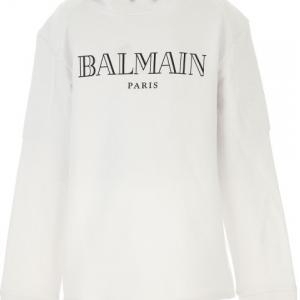 hooded sweatshirt balmain