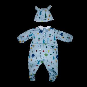 kit newborn light blue