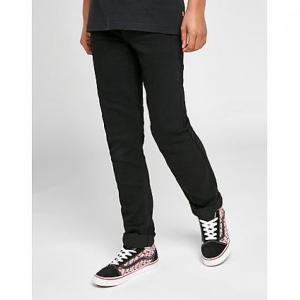 Levis 510 Skinny Jeans Junior, Black