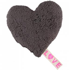 love fleece cushion big
