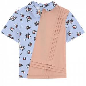 marni shirt flower print