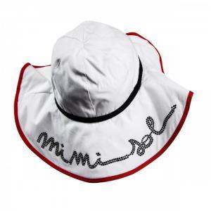 mimisol logo hat