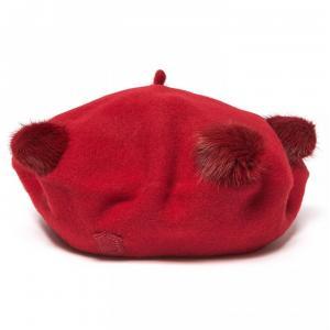 monnalisa hat with ponpon