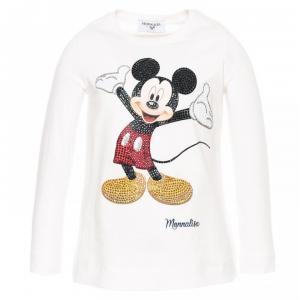 monnalisa t-shirt mickey mouse
