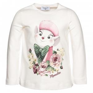 nonnalisa flared tshirt