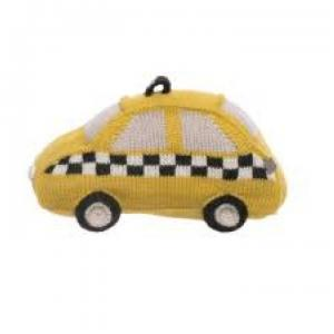 oeuf taxi pillow