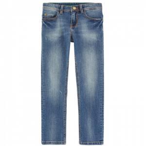 pantalon denim blue.