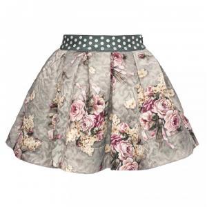 skirt flowers bouquet