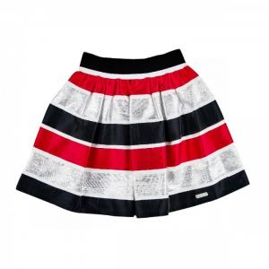 skirt with stripes mimisol