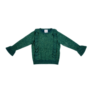 sweater c-neck knitted