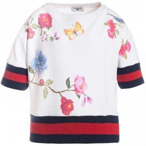 sweaters short sleeves printed web