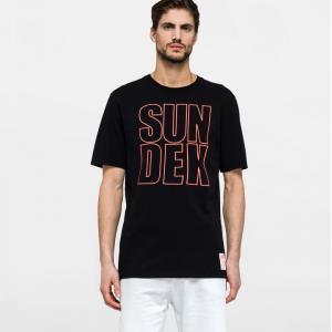 sundek t-shirt girocollo reloaded